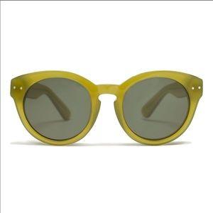 Madewell Hepcat sunglasses, green